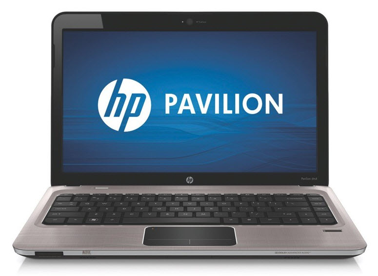 Notebook HP Pavilion DM4: Intel Core i5 450 Full Specification Details