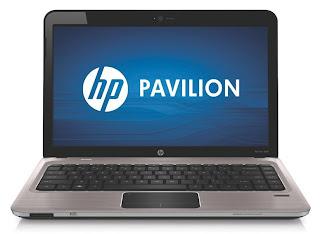 HP Pavilion DM4