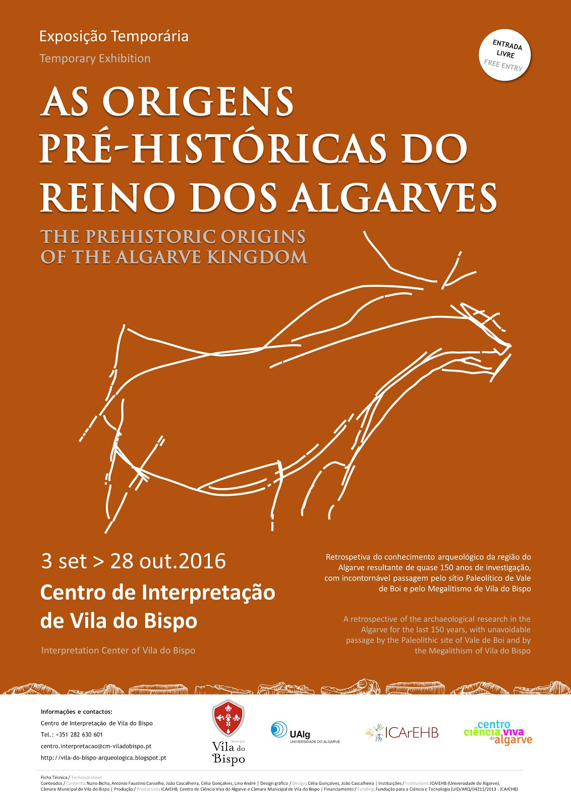 As Origens Pré-históricas do Reino dos Algarves