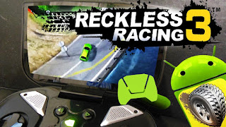Game Reckless Racing 3 Apk Data v1.1.8 Full Gratis