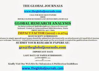 ¿Qué destaca? que es una revista internacional, qué tiene índice de impacto (¡asombroso!. y que es DOUBLE BLIND REFERRED & REVIEWED