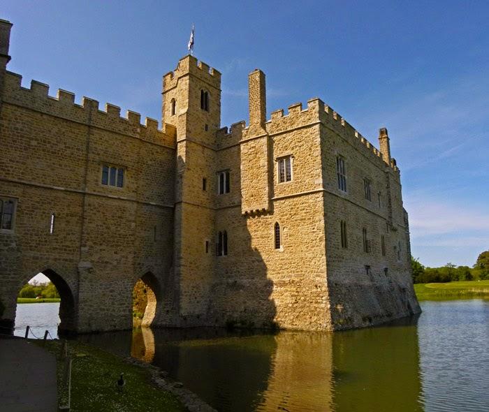 Leeds Castle, Maidstone, visit Kent