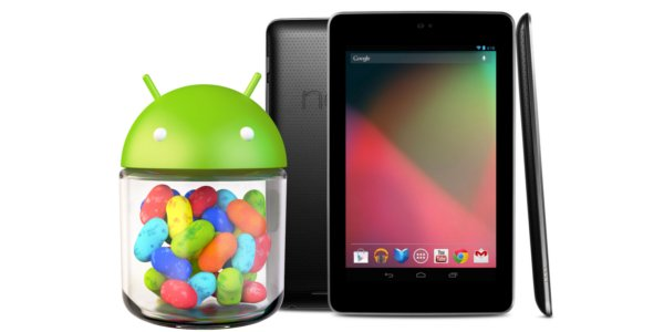 Nexus 7 and Android 4.2 Jelly Bean