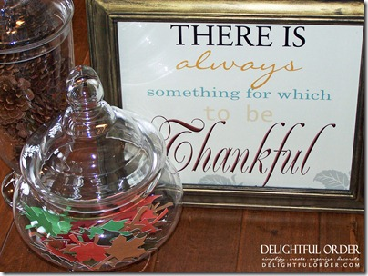 thankful jar printable