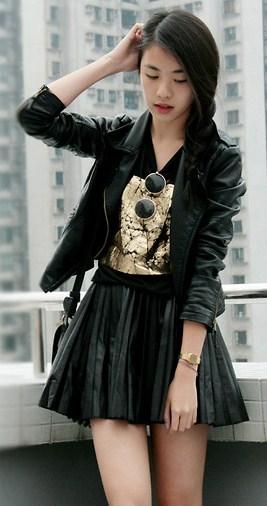 impactful outfits rockeros mujer 12