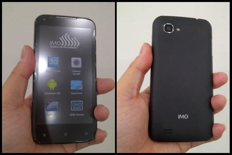 Kumpulan Daftar Harga Handphone IMO Terbaru Maret 2014