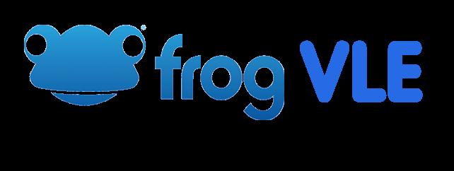 Log in  frog vle