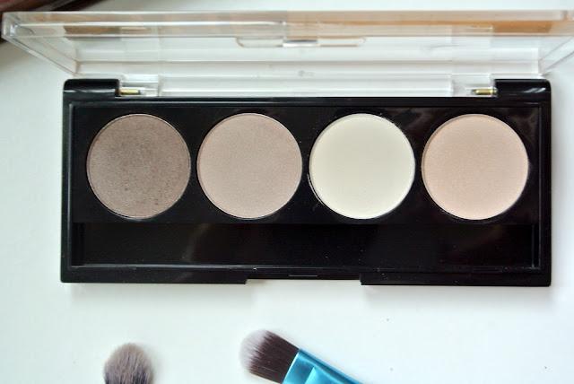 W7 Nude Eyeshadow Palette 2015