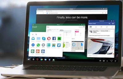 Cara Instal Android di PC