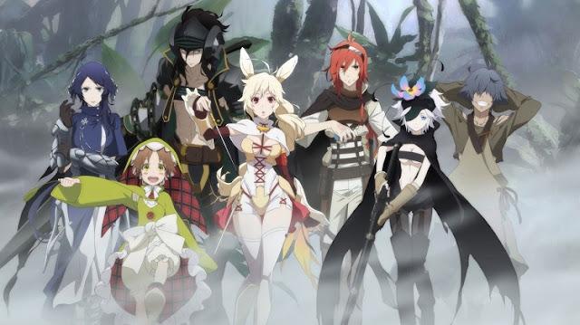 characters of rokka no yuusha