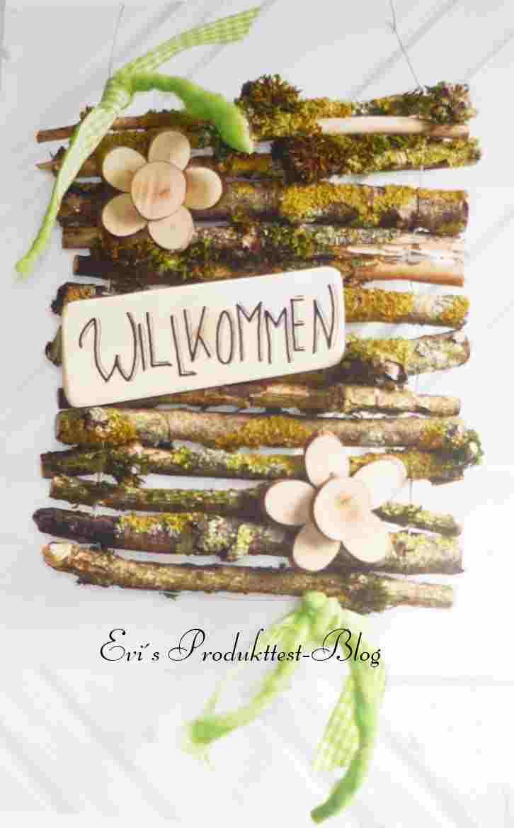 EVI `s Produkttestblog: Mit Naturmaterialien Basteln   Christopherus Verlag