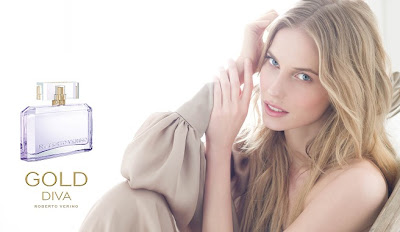 Perfume para mujer Gold Diva de Roberto Verino