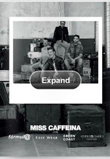 miss caffeina el corte ingles 2013