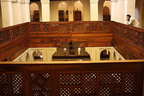 Moorish Wood Style - Moroccan Interior design