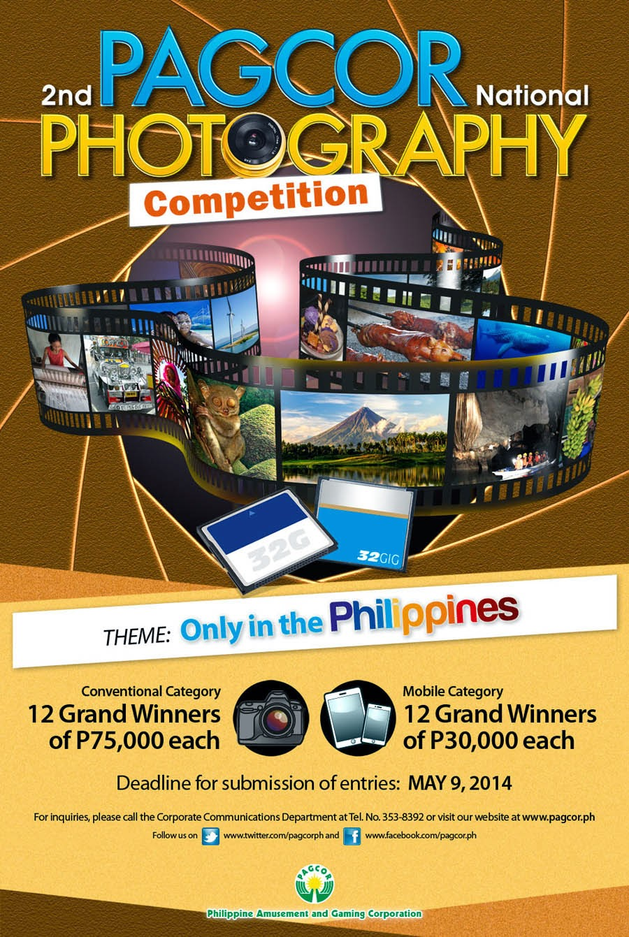 The 2nd PAGCOR National Photography Competition
