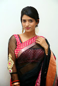 Nidhi Natuiyal Glamorous Photos in Saree-thumbnail-20