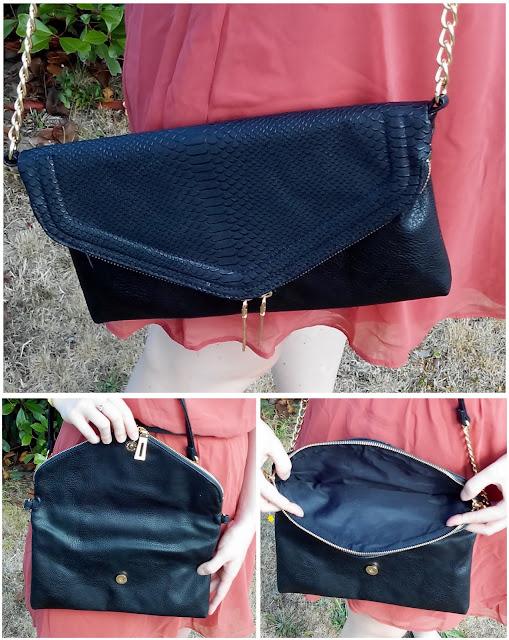 pochette, sac, new look, OOTD, bullelodie