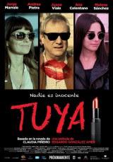Tuya (2015) Thriller de Edgardo González Amer
