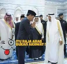 Di mata HATERS apapun yang dilakukan Jokowi selalu salah