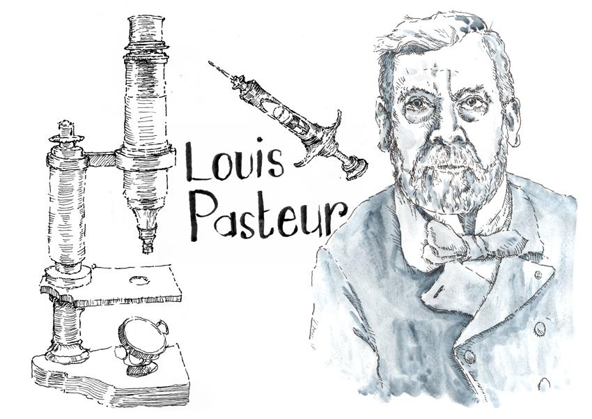 Louis pasteur bbc