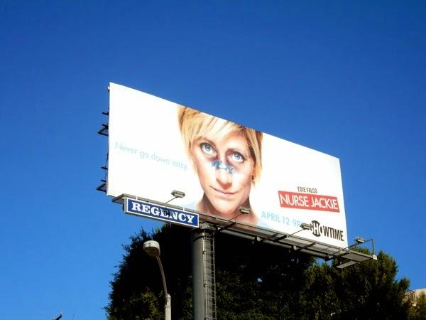 Nurse Jackie final season 7 billboard