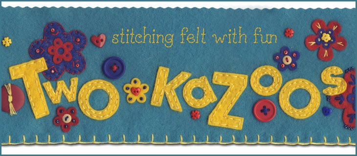 Two Kazoos Fun Felt Goodies