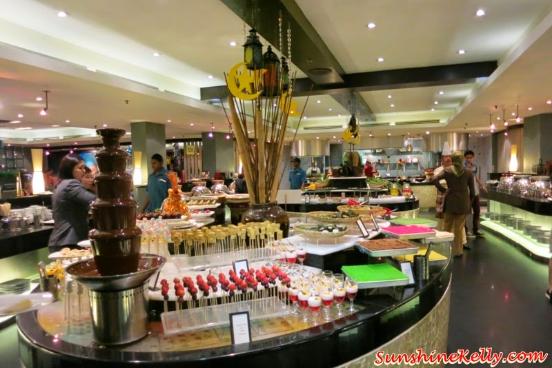 Authentic Ramadhan Delights, Paya Serai, Hilton Petaling Jaya, Ramadhan Buffet 2014, Ramadan Buffet, Durian Buffet, Gulai Kawah, Rendang Tok, Kerabu gamat, serawa durian, ulam melayu