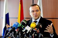Augusto Hidalgo  nuevo alcalde Las Palmas de Gran Canaria