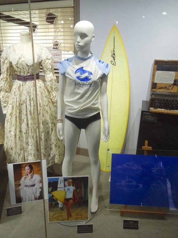 Kate Bosworth Blue Crush surfer costume surfboard