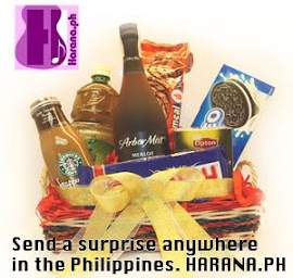 Send a Harana.ph Surprise