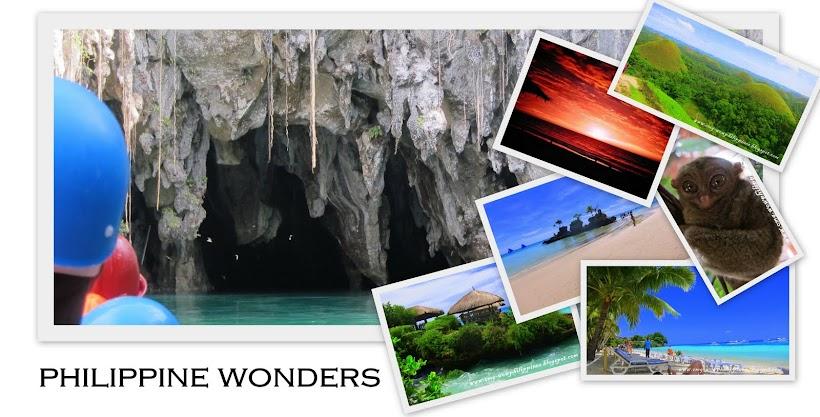 Philippine Wonders!