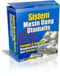 Ebook Sistem Mesin Uang Otomatis