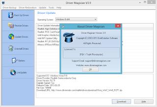 Download Driver Magician FULL 3.9 + Serials