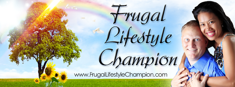 Frugal Lifestyle Champion
