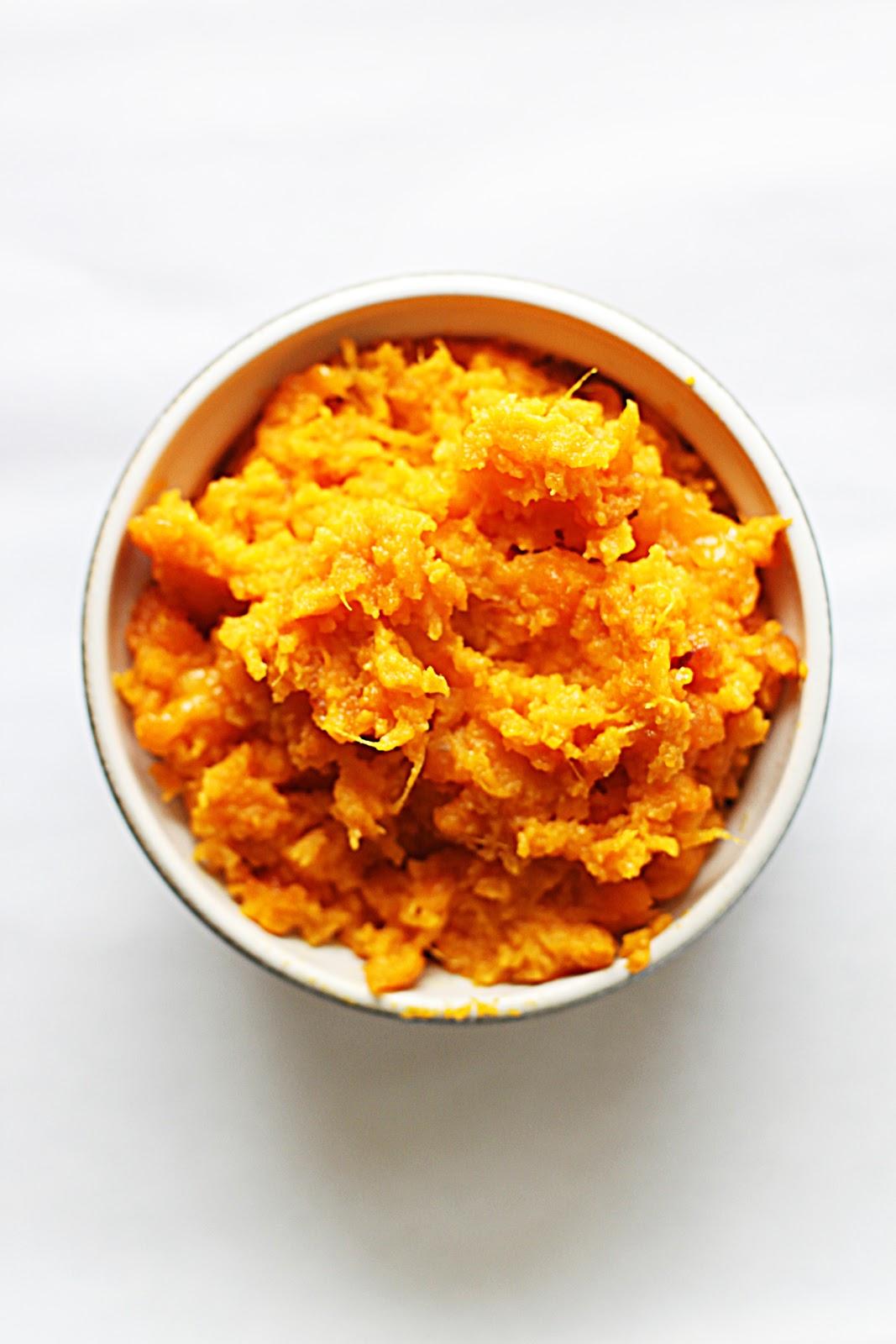 Sugar Break: Nando's sweet potato mash recipe