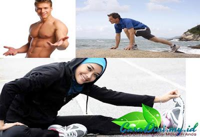 Cara menjaga hidup sehat
