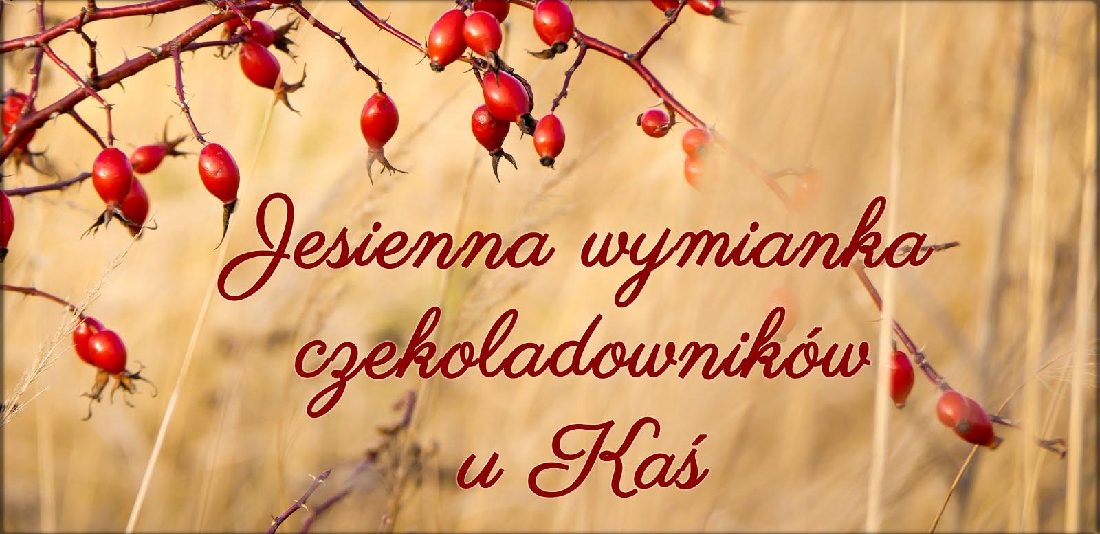 Podaruj czekoladownik pachnący jesienią :)