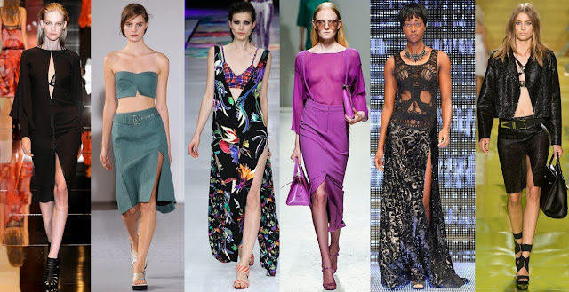 milan-fashion-week-2014-trends-spring-summer-ss-slit-skirts