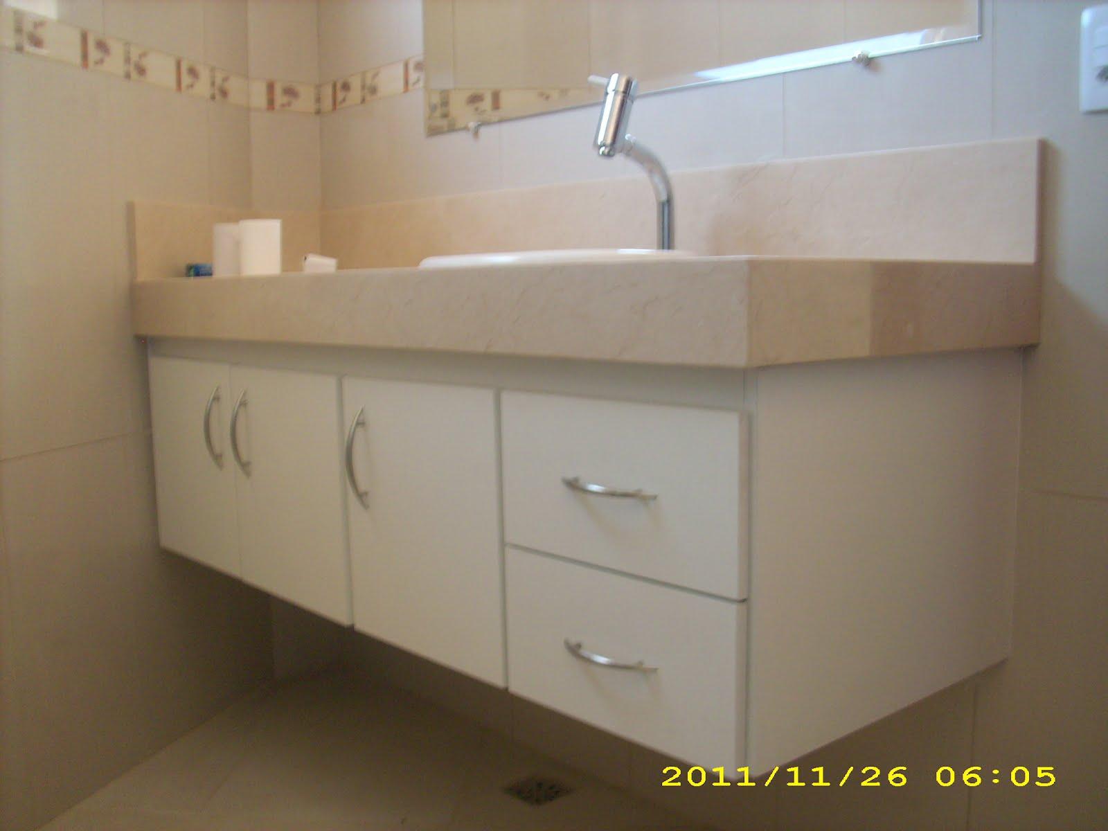 JOSÉ CARVALHO FERREIRA MARCENARIA: gabinete de banheiro #B1AB1A 1600 1200
