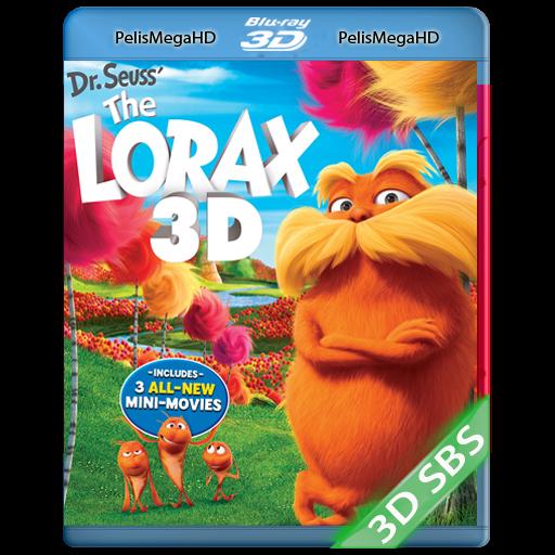 Lórax En Busca De La Trúfula Perdida (2012) 3D SBS 1080P HD MKV ESPAÑOL LATINO