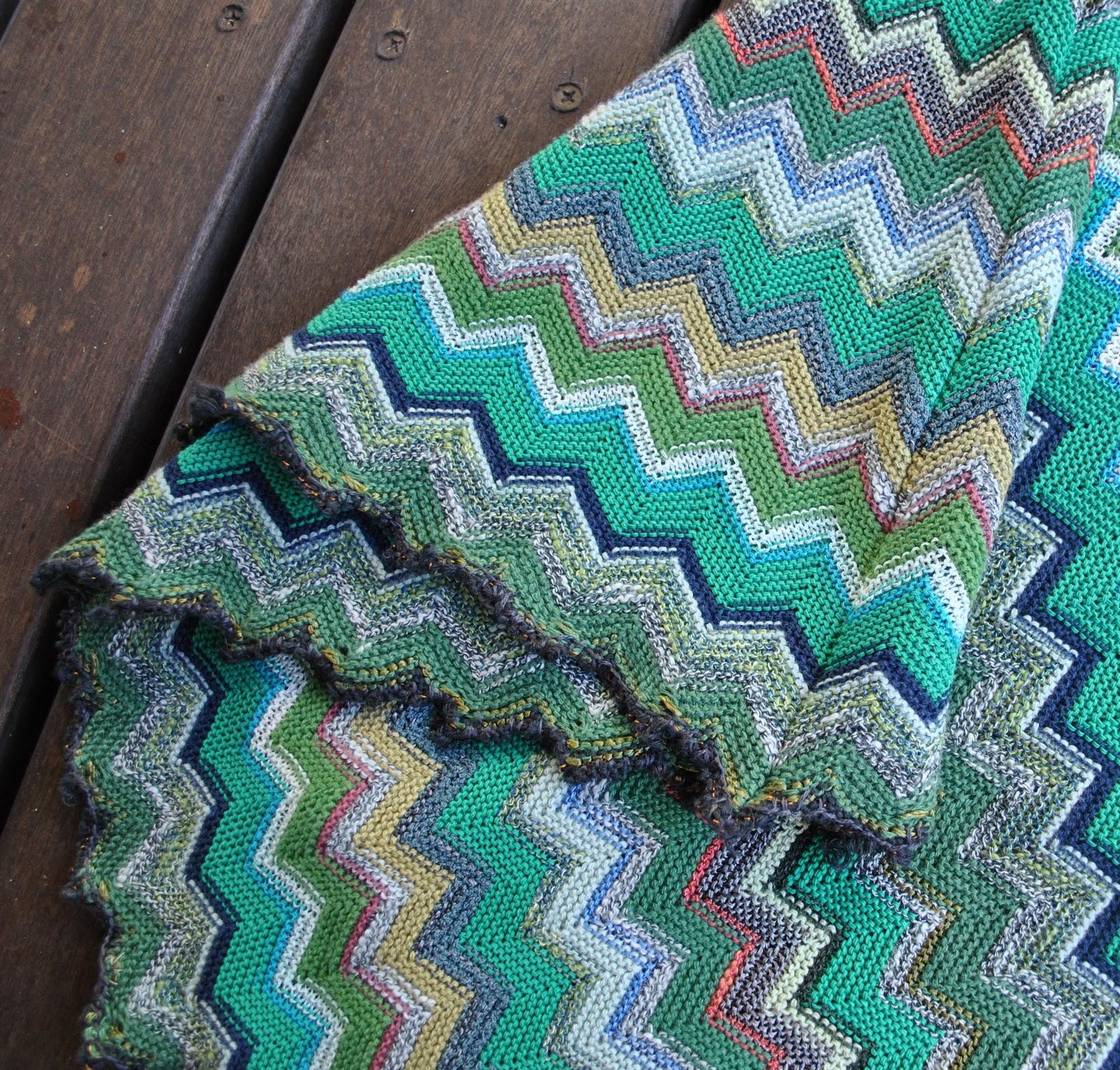 Missoni Fabric: Handmade By Carolyn