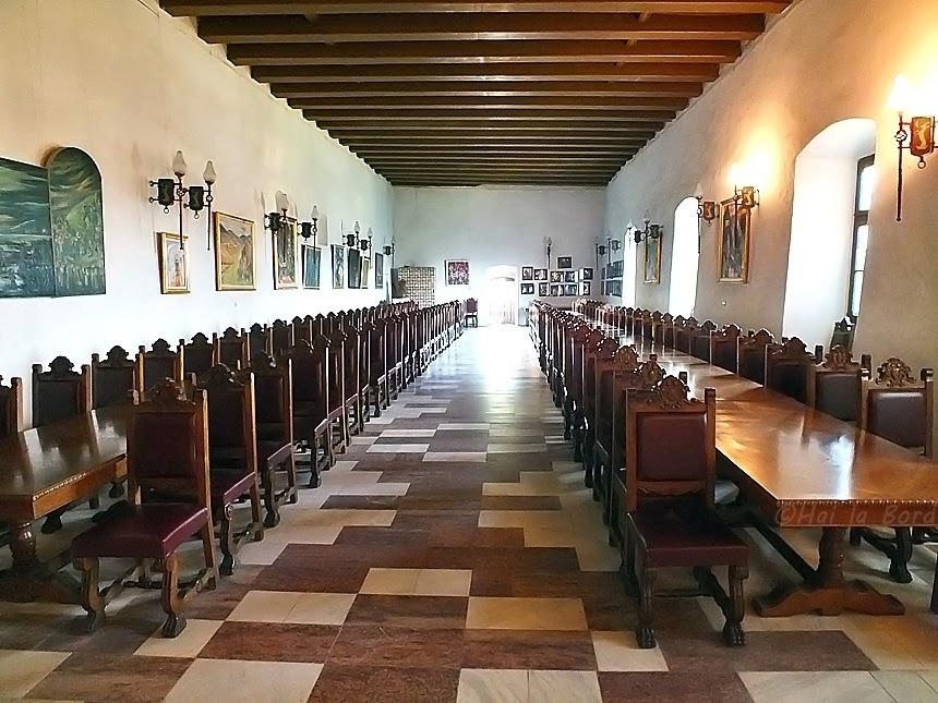 sala cavalerilor castel lazarea