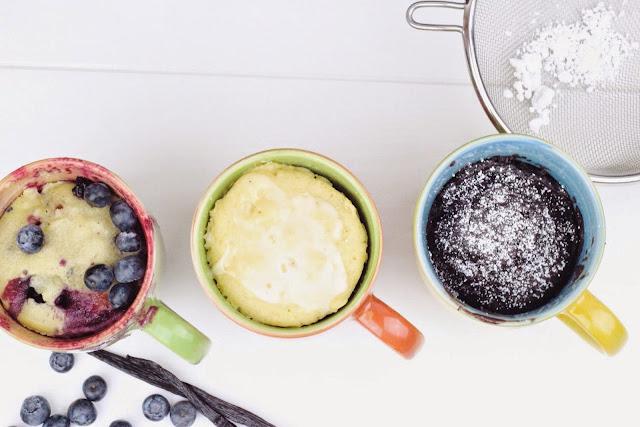Tassenkuchen - Mug Cake - Der nächste Trend für Kuchen