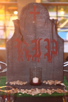 Walking Dead Zombie Party Decoration Ideas