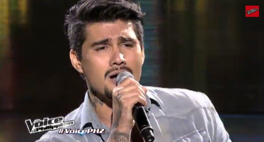 Bradley Holmes sings 'Long Train Running' on 'The Voice of the Philippines' Season 2
