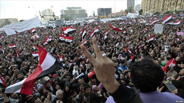 صور لاحداث مصر M43
