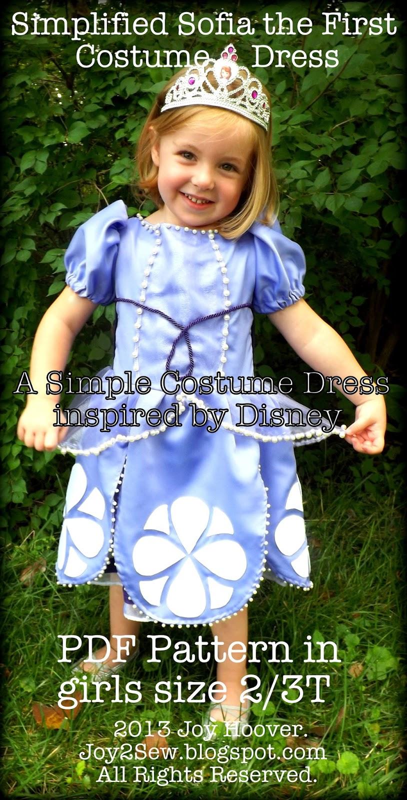 Sofia The First Blue Dress Sofia The First Dress