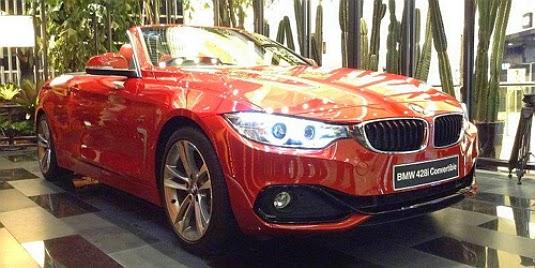 BMW Luncurkan Seri-4 Gran Coupe dan Convertible