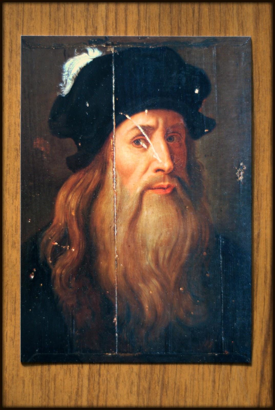 Leonardo Da Vinci Self Portrait Leonardo da vinci self Da Vinci Paintings