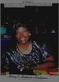 "NANCY C SIMMONS-HENDERSON ""1947-2003""  PUGHSVILLE NATIVE"
